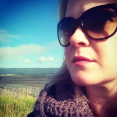 Obligatory vacation selfie. Homer, Alaska - August, 2012.