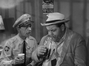 Otis in Mayberry